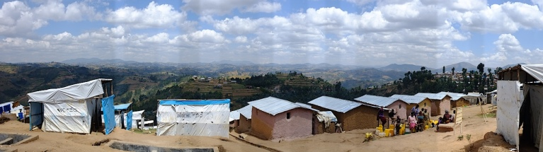 Kigeme Refugee Camp