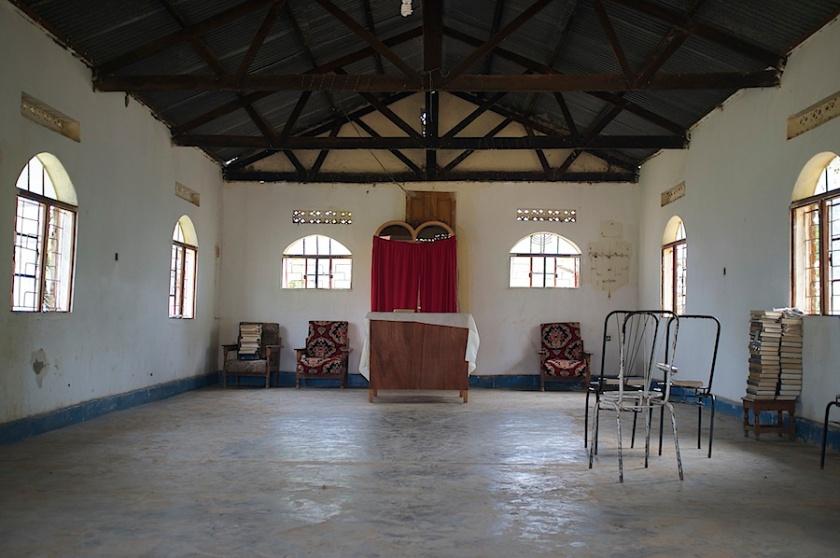 Moses Synagogue